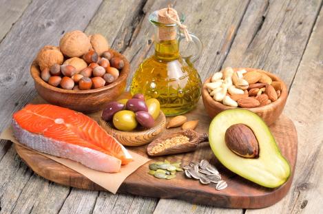 gezonde vetten eiwitten