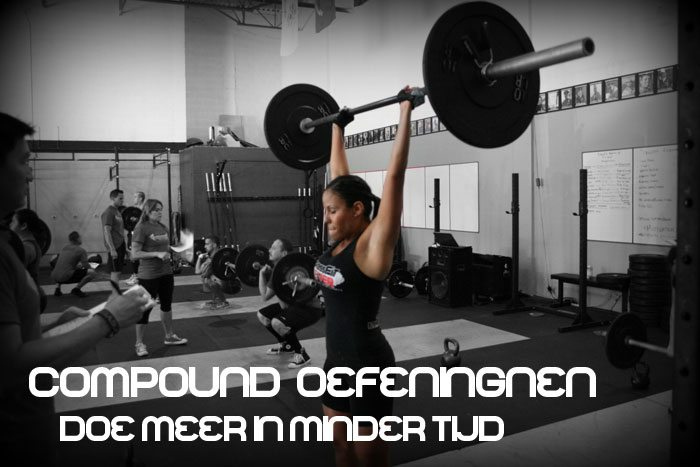 compound fitness oefeningen