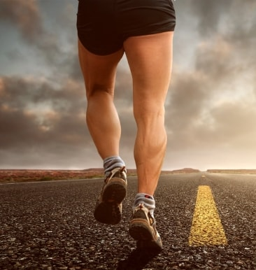 hardlopen en afvallen ervaringen
