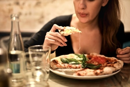 eten en afvallen