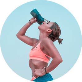 Hometrainer water