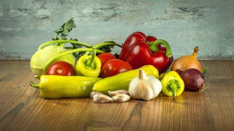 groenten in keto dieet