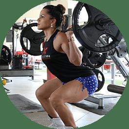 Krachtstation gezond sporten