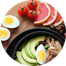 Krachtstation tips voor voeding