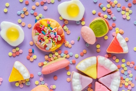 suikers en simpele koolhydraten