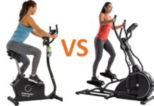 crosstrainer of hometrainer
