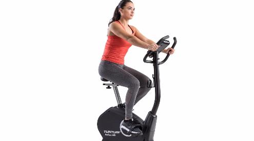 hometrainer fietsbeweging