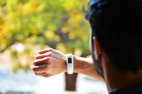 Fitbit Charge en sporten