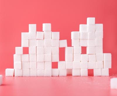 moeilijk buikvet verliezen door suiker
