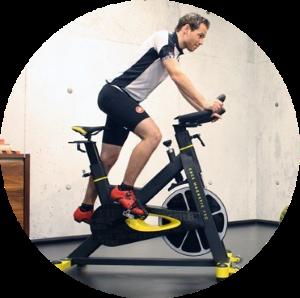 spinningbike fiets anders dan fietstrainer