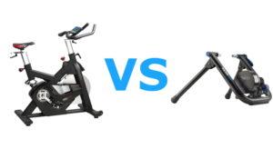 spinningfiets of fietstrainer