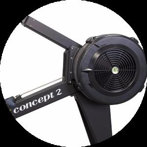concept 2 behuizing