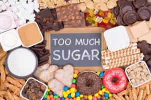 hoeveel suiker per dag