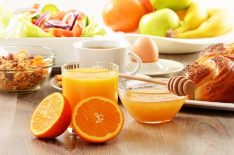 suikers bij ontbijt