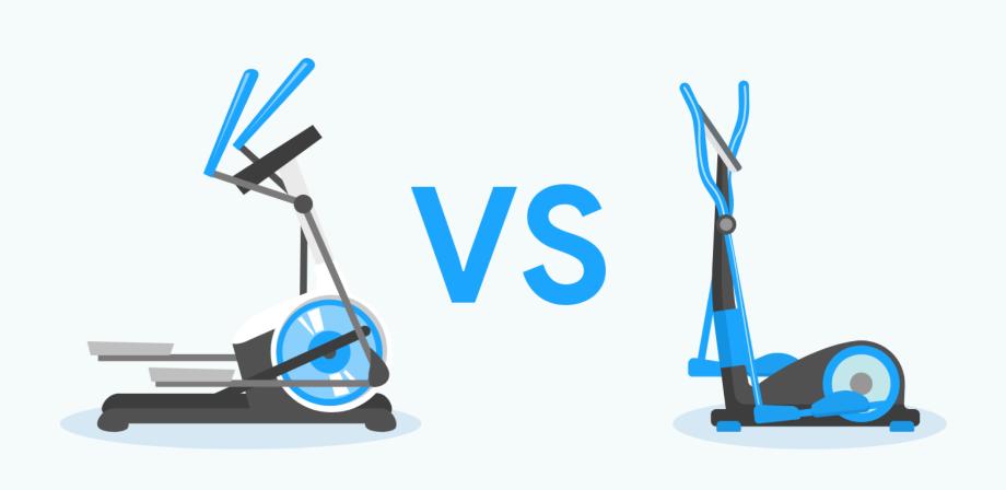 front driven vs rear driven crosstrainer