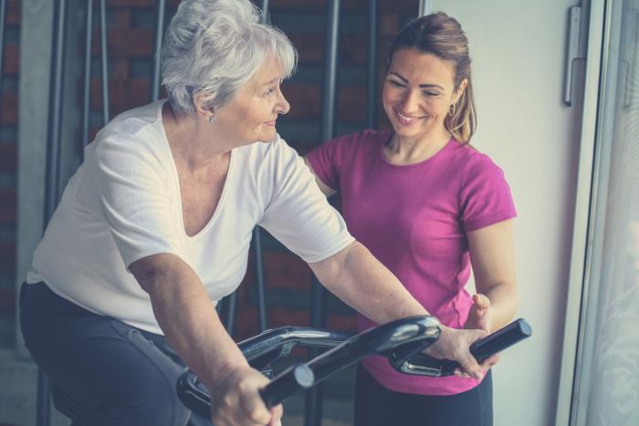 hometrainer voor ouderen