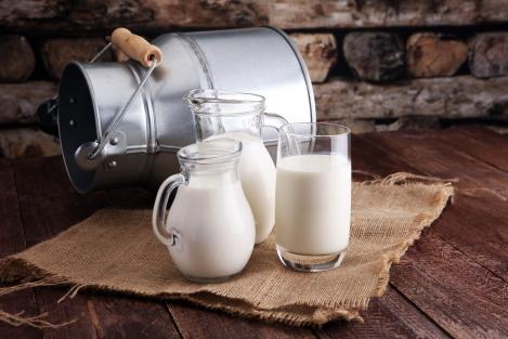 is melk ongezond
