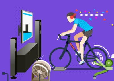 fietstrainer accessoires