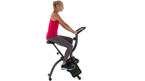 gebruikersgewicht opvouwbare hometrainer
