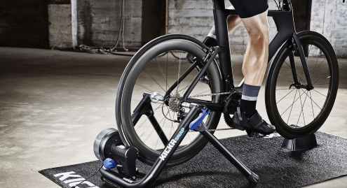 trainen met eigen fiets