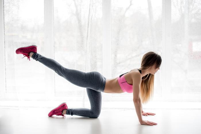 buik billen benen oefeningen