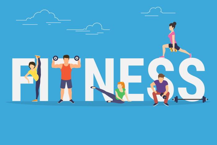 fitness voor beginners