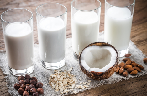 melk vervangers