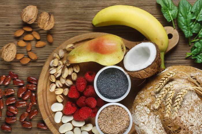 vezelrijke voeding