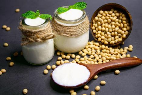 yoghurt vervangers