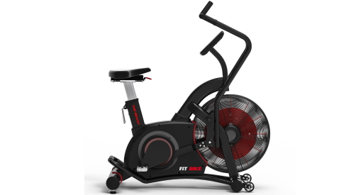belastbaar gewicht airbike