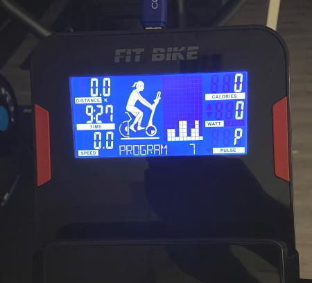 fitbike senator ergometer