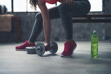 betere conditie met fitness