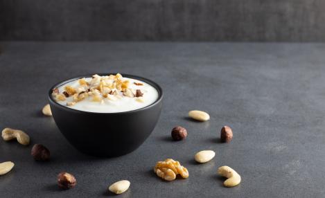 koolhydraatarm ontijt met yoghurt