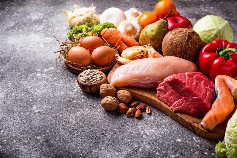 paleo dieet voeding