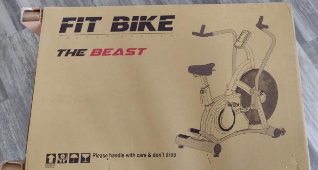 fitbike the beast doos