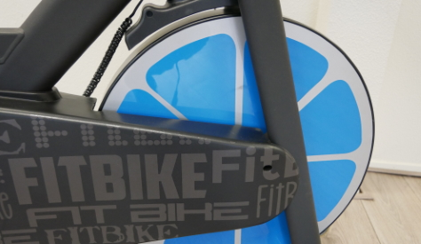 Fitbike Race Magnetic Home vliegwiel