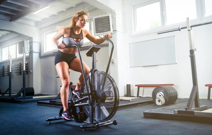 airbike workouts