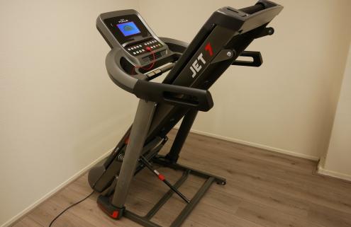focus fitness jet 7 inklapbaar