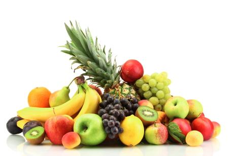 in fruit zitten koolhydraten