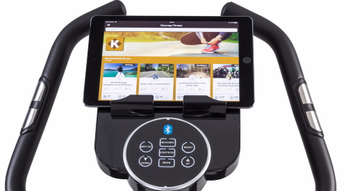 interactieve mogelijkheden tunturi fitcycle 50i