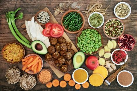 voeding met vezels
