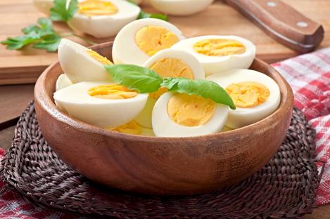 wat is het eierdieet