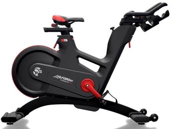 life fitness tomahawk indoor bike ic7 zwift compatible