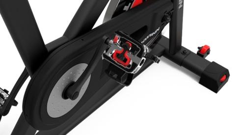 pedalen met SPD clips