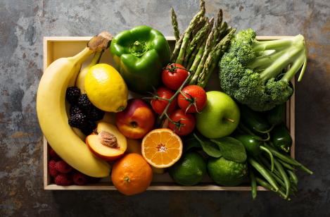 eet meer fruit en groente