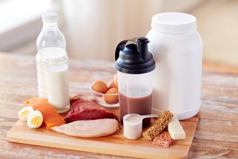 veel eiwitten weinig koolhydraten bij het powerslim dieet