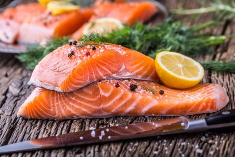 vis bevat veel eiwitten