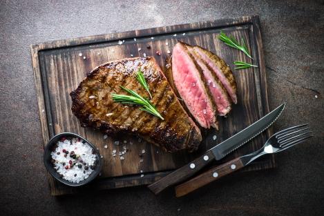 vlees is een eiwitrijk product
