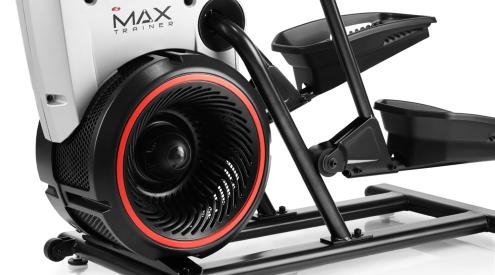 Bowflex Max Trainer M6i luchtweerstand